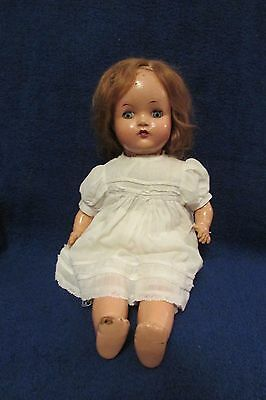 Antique Composition Doll by Reliable Toy Company