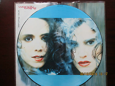 "Wendy & Lisa - Strung Out - Original 1990 12"" Vinyl Picture Disc Vsty 1272 Vg+"