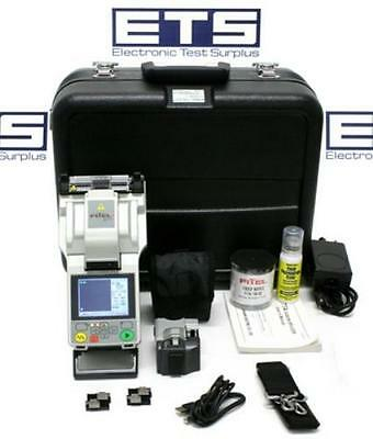 Fitel S177A Fusion Splicer With Precision Fiber Cleaver Splice Count 0