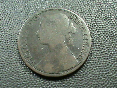 GREAT  BRITAIN    1  Penny   1880