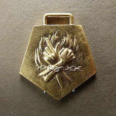French Medal Military WWII of Deportation and Detention for acts of Resistance
