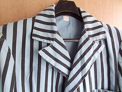 """from ex fancy dress hire shop ..male beetlejuice jacket  UK size 44 """" chest"""