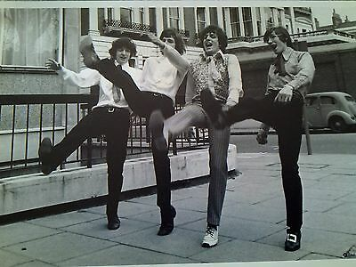 Pink Floyd EMI London 1967 Single Page Music Mag 24x15cm to Frame