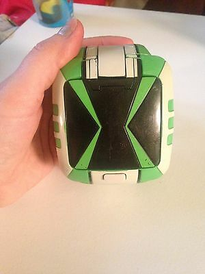 Ben 10 Omniverse Watch Electronic Rare With Lights, Sound And Vibration