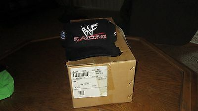 JERRY TOLIVER WWF RACING HATS 1 CASE OF 12       NHRA  Diecast