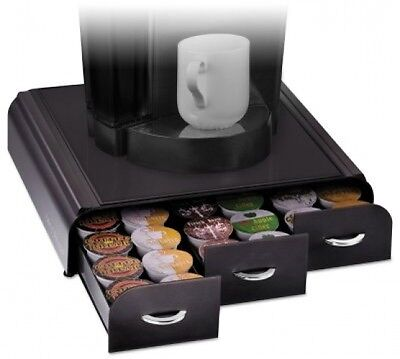 Anchor K-Cup Coffee Pod Holder Creamer Condiment Drawer Rack Storage Organizer