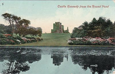 Castle Kennedy From The Round Pond, Nr STRANRAER, Wigtownshire