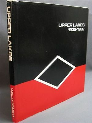 The First 50 Years. A History of Upper Lakes Shipping, Ltd. ULS Lake Freighters