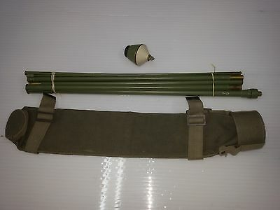 MILITARY HF MANPACK COLLAPSIBLE ANTENNA 14.2 feet 11 elements