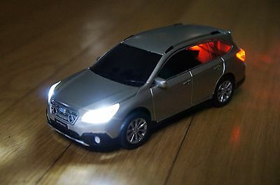 Subaru Legacy Outback Eye Sight Mini Car Lights Motorized
