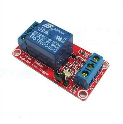 12V1 channel module with optocoupler isolation High and low level trigger GS