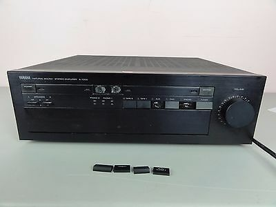 VTG Yamaha Natural Sound Stereo Amplifier A-1000 Integrated Class A PARTS REPAIR