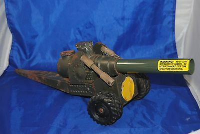 Vintage 105MM Howitzer model BIG-BANG cannon Great Display