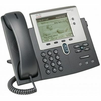 Cisco 7940 Series Unified VOIP IP Phone System for Business Office