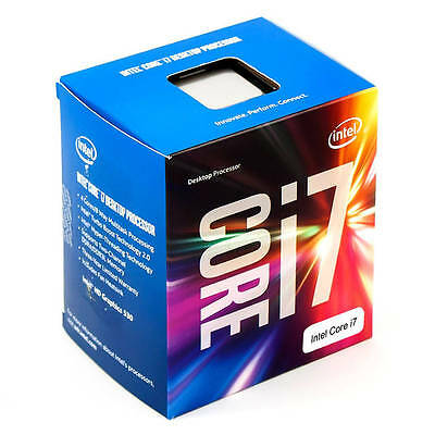 Intel Core i7-7700K Kaby Lake Processor 4.2GHz 8.0GT/s 8MB LGA 1151 CPU w/o
