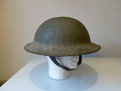 Ww1  British Helmet Used By Us Forces