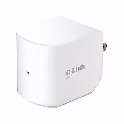 Brand NEW--D-Link DAP-1320 300Mbps Compact Wi-Fi Wireless-N Range Extender