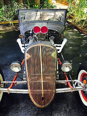 1932 Plymouth Other  Rare roadster convertible street rat hot rod clear fla. title 1932 Plymouth
