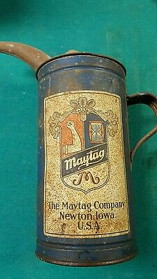 Maytag Oil Can Fuel Mixing Can hit miss motor