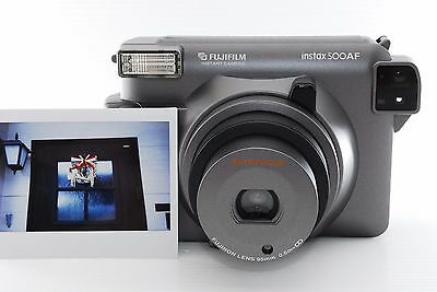 Fujifilm instax 500 AF Instant Fuji Film Camera [EXCELLENT+++] From Japan