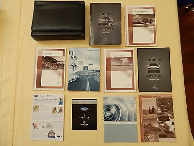 2007 Lincoln Navigator & Navigation System Owners Manual