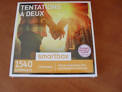 Smartbox Tentations A Deux.