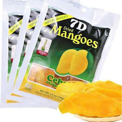 Philippines Casual Snacks,7d Dried Mango,7d Mango Fruit Dried Fruit Food