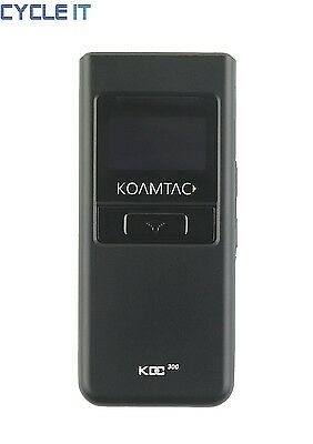 Koamtac KDC300 Bluetooth Laser Barcode Scanner with 8mb Memory (brand new)