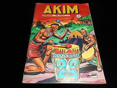 Akim 235 Editions Mon Journal mai 1969