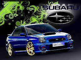 subaru service and maintenace manuals impreza forester legacy cd rom