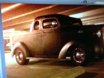 1937 Chevrolet Other Copper In progress 1937  Chevy custom made  Pickup Truck