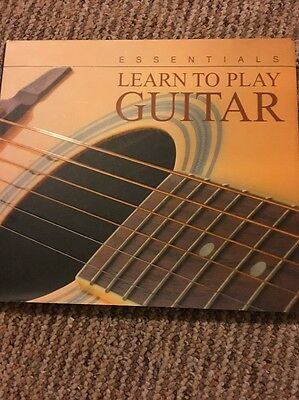 Learn to play guitar Book!