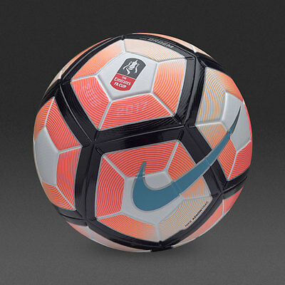 Nike Ordem FA Cup  Official Match Quality Football Size 5