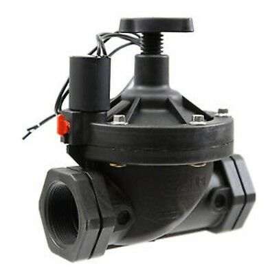 "2"" Valve Irrigation Galcon 24 VAC Electric Valve w/Flow Control-Size: 2"" FPT"