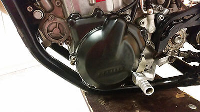 KTM engine guard 2012-2016 EXC XCW450/500 ignition cover protection