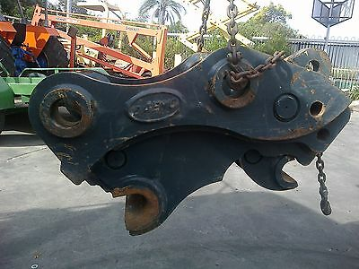as new Hydraulic quick hitch suit 15 to 20 ton excavator