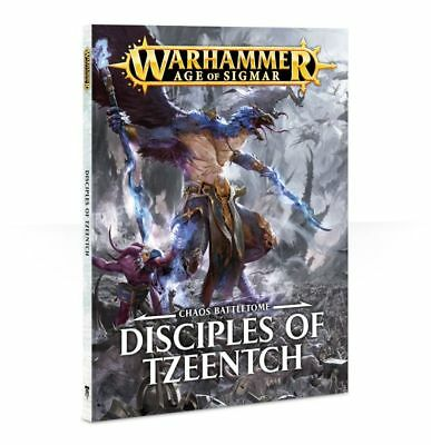 Chaos Battletome Disciples of Tzeentch (Deutsch) Games Workshop Age of Sigmar