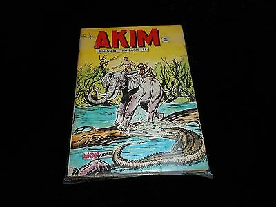 Akim 266 Editions Mon Journal septembre 1970