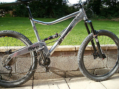 Orange 5 Mountain Bike
