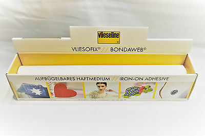 Vilene 719 Bondaweb 90cm Extra Wide Choose 1m 2m 3m 4m 5m Vliesofix Wonder Under