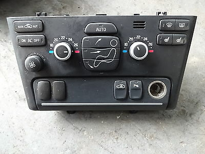 2007 Volvo XC90 heater climate control with heated seats 30710682