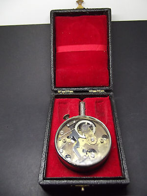 Very Rare JAEGER Disk  Speed   Indicator US Military Issue