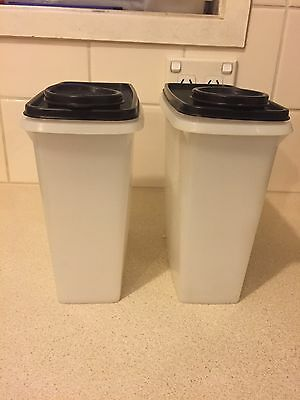 Tupperware Vintage Containers