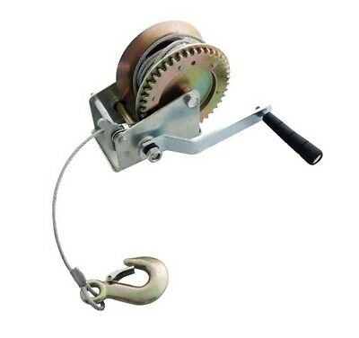 Brand New Am-Tech Boat Winch