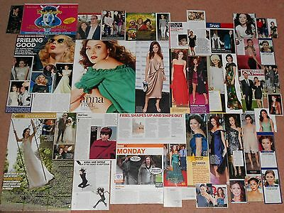 40+ ANNA FRIEL Magazine Clippings