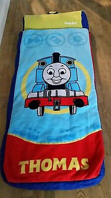 Thomas the tank engine ready bed