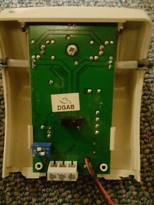 Stannah stairlift arm pcb. Used. Damage to casing.