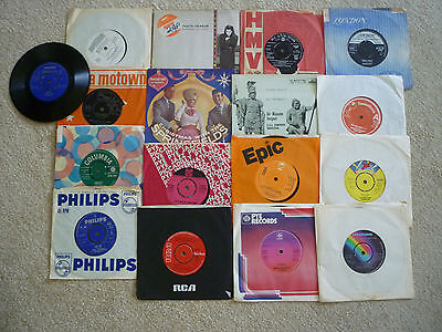 A Collection Of Over 80 45Rpm Singles