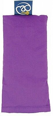 Yoga-Mad Yoga Eye Pillow Linseed and Lavender Purple - Fast Shipping
