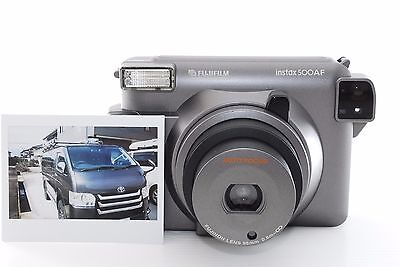 Fujifilm instax 500 AF Instant Fuji Film Camera [EXCELLENT++] From Japan